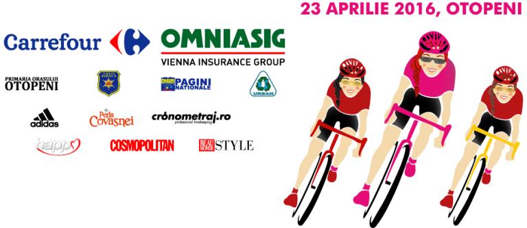 COMUNICAT DE PRESĂ – ROAD GRAND PINK, EDIȚIA A DOUA, 23 APRILIE 2016