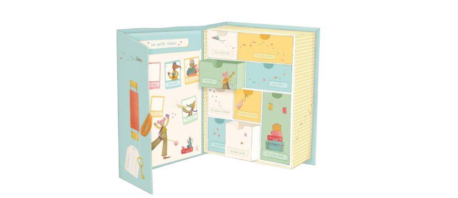 Cutia cu amintiri ale bebelusului