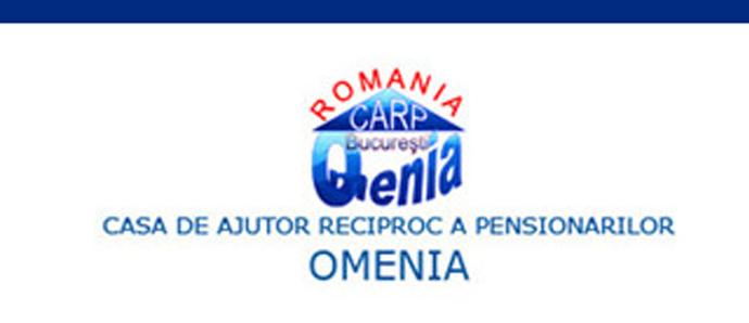 """Asociaţia Casa De Ajutor Reciproc a Pensionarilor """"Omenia"""""""