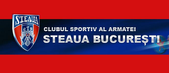"""Clubul Sportiv al Armatei """"Steaua"""" București"""