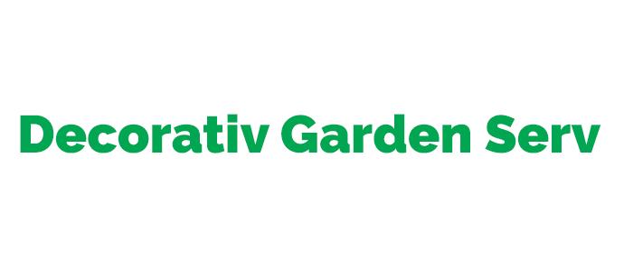Decorativ Garden Serv S.R.L.