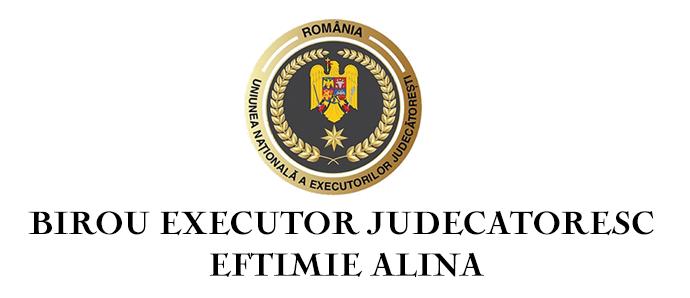 Birou Executor Judecătoresc Efitimie Alina