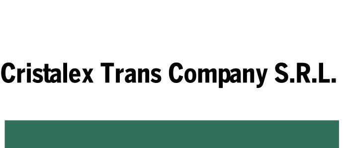 Cristalex Trans Company S.R.L.