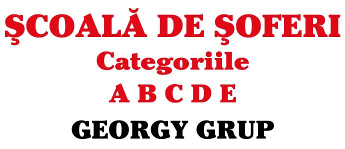 Georgy Grup Vehicul S.R.L.