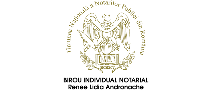 Birou Individual Notarial Renee Lidia Andronache