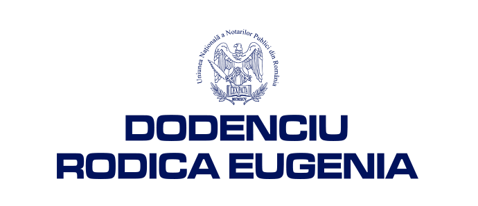 Dodenciu Rodica Eugenia - Birou Individual Notarial
