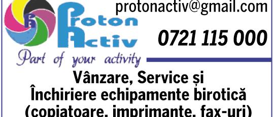 Proton Activ S.R.L.