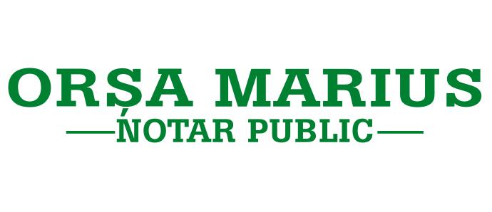 Orşa Marius Notar Public