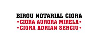Birou Notarial Ciora