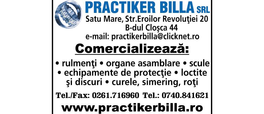 PRACTIKER BILLA S.R.L.