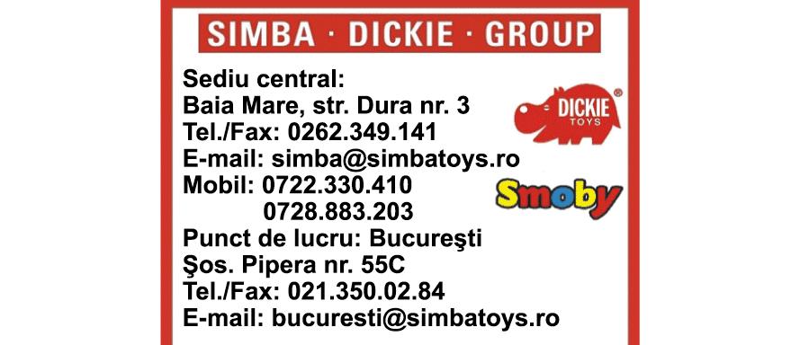 SIMBA TOYS ROMÂNIA S.R.L.