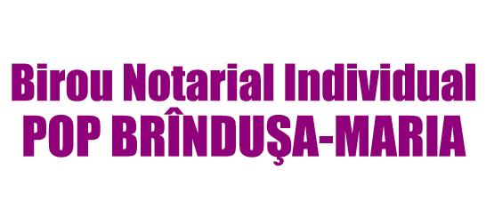Birou Notarial Individual Pop Brândușa-Maria