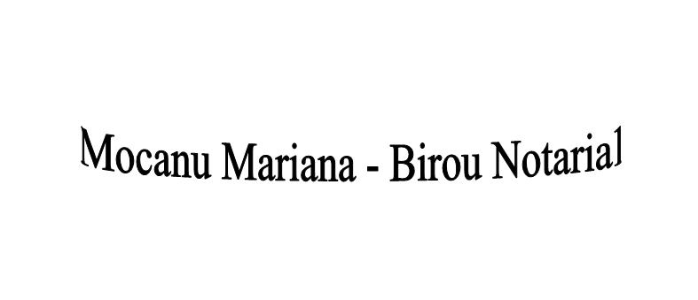 Birou Individual Notarial Mocanu Mariana