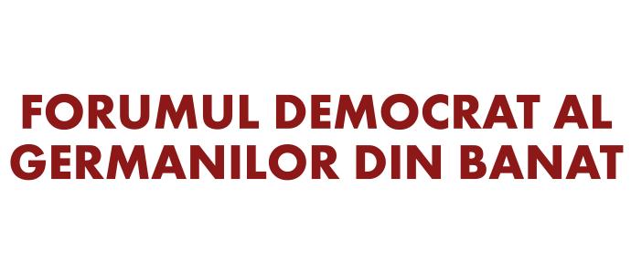 Forumul Democrat al Germanilor din Banat