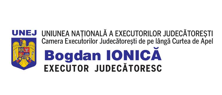 Bogdan G. Ionică - Birou Executor Judecătoresc