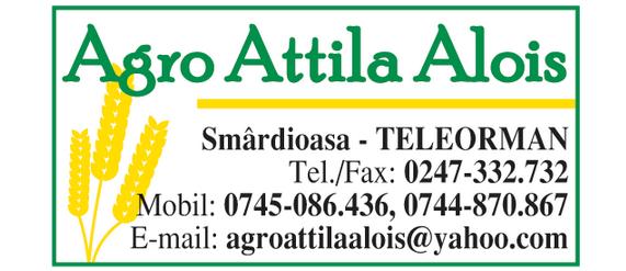 Agro Attila Alois S.R.L.