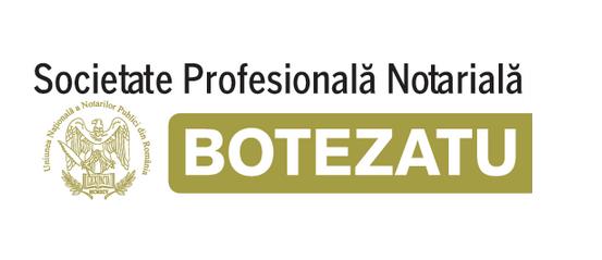 Societatea Profesională Notarială Botezatu