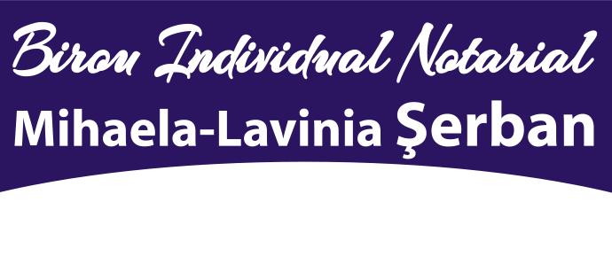 Șerban Mihaela-Lavinia - Birou Individual Notarial