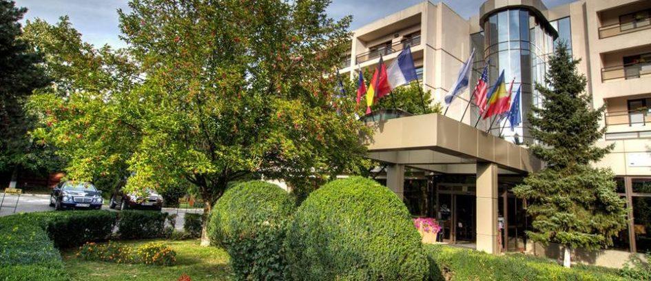 Hotel Dumbrava **** & *** Bacău