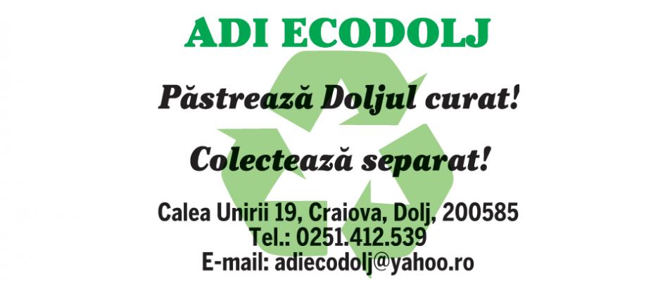Asociatia de Dezvoltare Intercomunitara de Gestionare a Deseurilor Ecodolj