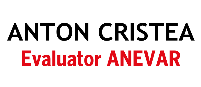 Anton Cristea - Expert Tehnic