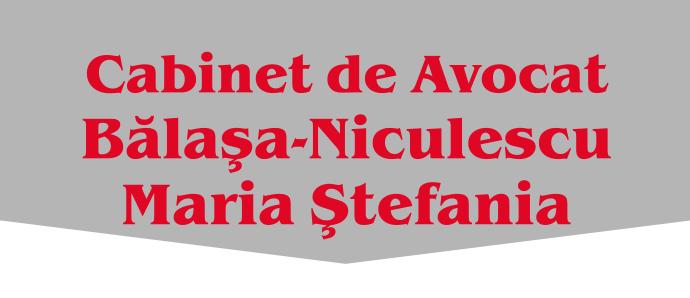 Bălașa Maria Ștefania- Cabinet de Avocat