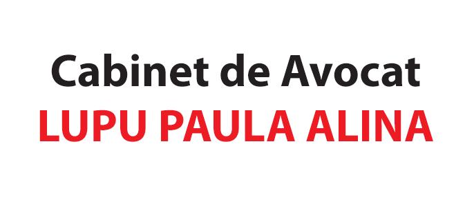 CABINET DE AVOCAT LUPU PAULA ALINA
